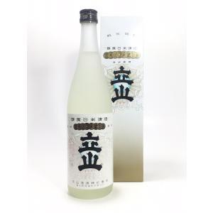 立山 純米吟醸 山田錦 720ml 化粧箱入|rakuiti-sake