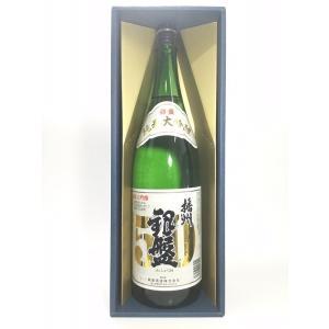 銀盤 純米大吟醸 播州50 1.8L ギフト箱入|rakuiti-sake