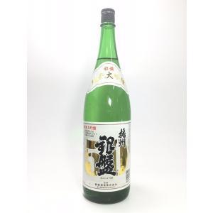 銀盤 純米大吟醸 播州50 1.8L|rakuiti-sake