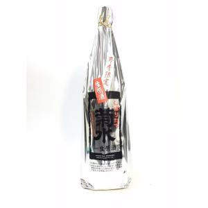 送料無料 菊水しぼりたて生原酒  1800ml|rakuiti-sake