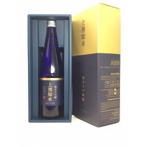上善如水 純米大吟醸 720ml|rakuiti-sake