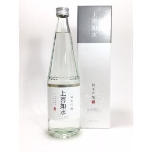 上善如水 純米吟醸 720ml|rakuiti-sake