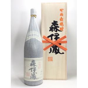 森伊蔵 1.8L 純正桐箱入 rakuiti-sake