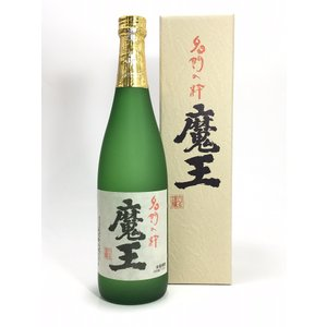 魔王 720ml 化粧箱入 rakuiti-sake