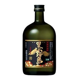 送料無料 黒霧島 720m 25度 6本セット|rakuiti-sake