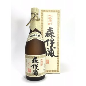 森伊蔵 720ml  化粧箱入 rakuiti-sake