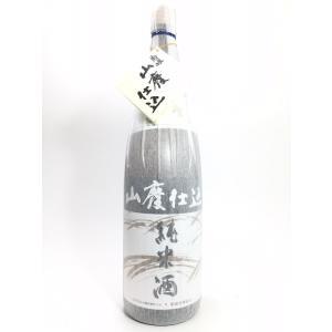 菊姫 山廃純米 1.8L|rakuiti-sake