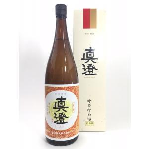 真澄 特撰本醸造 1.8L 化粧箱入|rakuiti-sake
