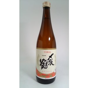 〆張鶴 月 720ml rakuiti-sake