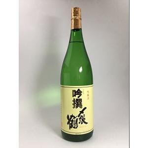 〆張鶴 吟撰 1800ml rakuiti-sake