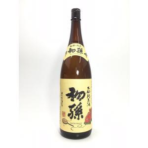 初孫 生もと純米 1.8L|rakuiti-sake