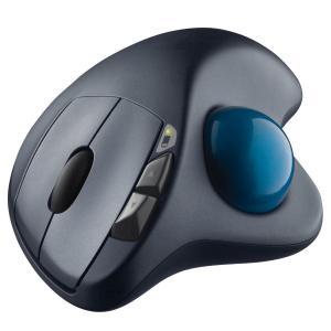 【腕や手首に負担をかけない設計】 マウスを動かす必要がないので、手首や腕に負担がかからない設計。 【...