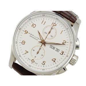 ハミルトン HAMILTON JAZZMASTER MAESTRO オートマチッククロノ 腕時計 時...