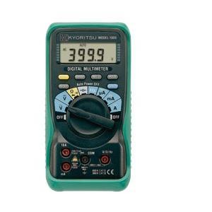 共立電気計器 KYORITSU 1009 デジタルマルチメータ      |rakurakumarket