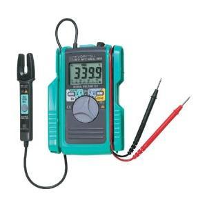 共立電気計器 KYORITSU 2000 AC/DCクランプ付きデジタルマルチメータ       |rakurakumarket