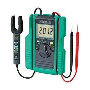 (送料無料)(在庫有)共立電気計器 KYORITSU 2012R AC/DCクランプ付デジタルマルチメータ      |rakurakumarket