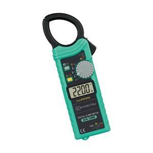 ◆メーカー:共立電気計器 KYORITSU ◆型番:2200R ◆商品名:交流電流測定用クランプメー...
