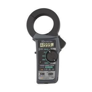 ◆メーカー:共立電気計器 KYORITSU ◆型番:2413R ◆商品名:漏れ電流・負荷電流測定用ク...