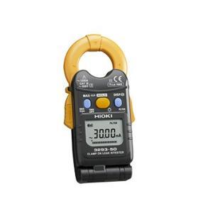 ◆メーカー:日置電機 ◆型番:3293-50 ◆商品名:クランプオンリークハイテスタ ●リーク電流か...