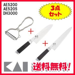◆メーカー:貝印 ◆品名:関孫六 ダマスカス 三徳包丁 165mm・関孫六 ダマスカス 牛刀 210...