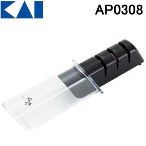 ◆メーカー:貝印 ◆品名:関孫六 ダイヤモンド&セラミックシャープナー ◆品番:AP-030...