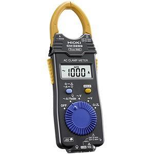 ◆メーカー:日置電機 ◆型番:CM3289 ◆商品名:ACクランプメータ  ・交流電流:42.00〜...