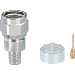 DXアンテナ F5SP1 F形接栓(S-5C-FB用) (2K・4K・8K対応)|rakurakumarket
