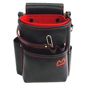 マーベル MARVEL WAISTGEAR 電工ポケットハイクオリティータイプ 腰袋 MDP-210HR  MDP210HR rakurakumarket