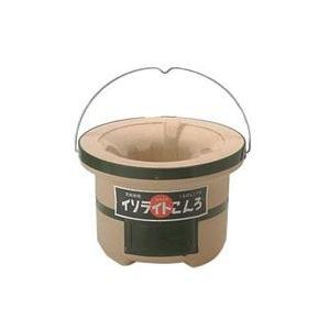 【在庫有り】能登半島の珪藻土を素材 炭火コンロ 卓上七輪|rakurakumarket