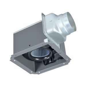 三菱 VD-13Z10-IN ダクト用換気扇 天井埋込形 サニタリー用 グリル別売タイプ 低騒音形|rakurakumarket