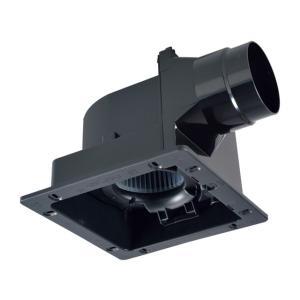 三菱 VD-13ZC10-IN ダクト用換気扇 天井埋込形 サニタリー用 グリル別売タイプ 低騒音形|rakurakumarket