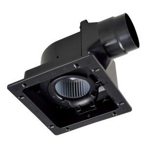 三菱 ダクト用換気扇 天井埋込形 VD-13ZC9-IN サニタリー用 グリル別売タイプ 低騒音形