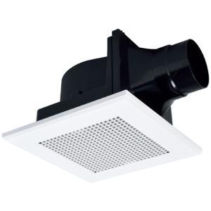 三菱 VD-13ZSC10 ダクト用換気扇 天井埋込形 サニタリー用 低騒音形|rakurakumarket