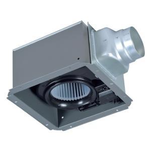 三菱 VD-15ZP10-IN ダクト用換気扇 天井埋込形 サニタリー用 グリル別売タイプ 低騒音形|rakurakumarket