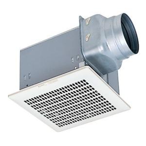 三菱 ダクト用換気扇 天井埋込形 VD-18ZP9 台所用 低騒音形|rakurakumarket