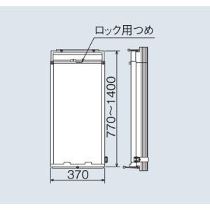 コロナ CORONA ウインドエアコン用窓枠 窓用エアコン枠 標準窓枠 CW用 WA-8|rakurakumarket