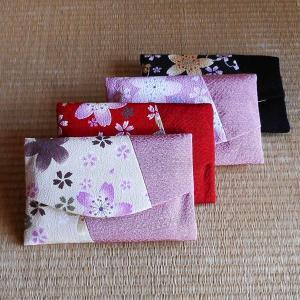 賑桜 ティッシュケース rakusaicollection