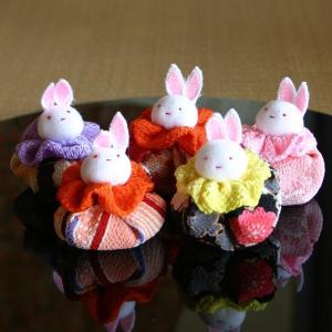 【お手玉】香りお手玉うさぎ|rakusaicollection