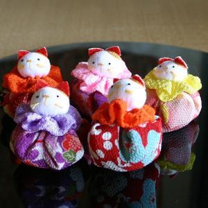 【お手玉】香りお手玉-ねこ-|rakusaicollection