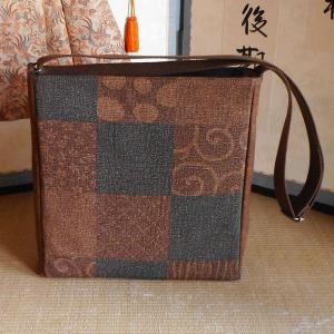 【送料無料!】オリジナルショルダーバッグ(酒袋)|rakusaicollection