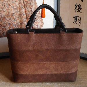 オリジナル巻紐手バッグ(酒袋) 【送料無料!】|rakusaicollection