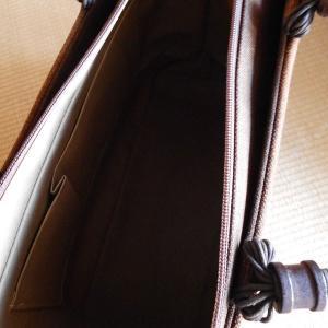 オリジナル巻紐手バッグ(酒袋) 【送料無料!】|rakusaicollection|04