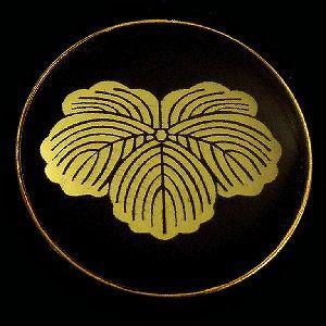 家紋ストラップ《藤堂蔦》|rakusaicollection