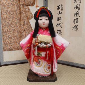 京製尺二市松人形(女) 【送料無料!】 【熊倉聖祥】|rakusaicollection
