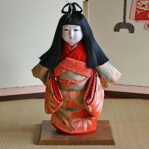 京製 小市松人形(女)|rakusaicollection