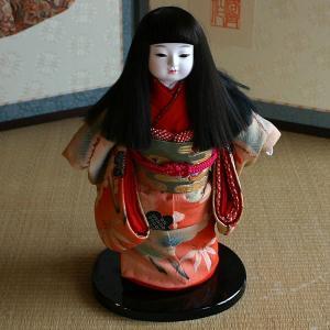 京製 小市松人形(女)【送料無料!】|rakusaicollection