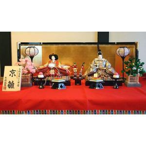 【雛人形】京製十番親王飾り|rakusaicollection