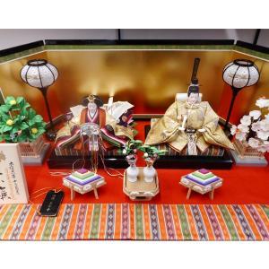 【送料無料!】【高台寺推奨雛】京製十番親王飾り|rakusaicollection