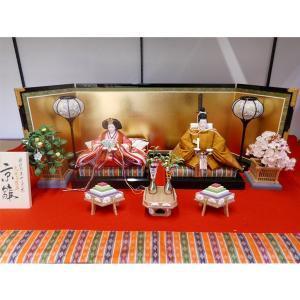 【送料無料!】【雛人形】京製十番親王飾り(黄呂染)|rakusaicollection