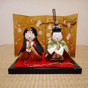 【送料無料!】【雛人形】京製木目込雛 おぼこ雛|rakusaicollection